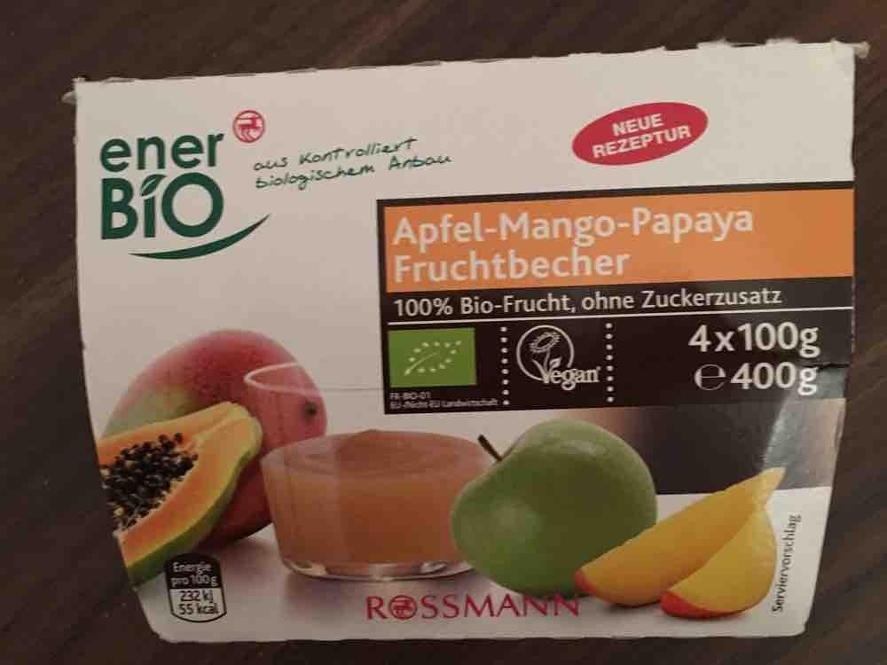 Fruchtbecher, Apfel-Mango-Papaya von dgabe84 | Hochgeladen von: dgabe84