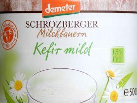Schrozberger Kefir mild, 1,5% Fett, demeter | Hochgeladen von: Heidi