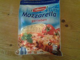 Valbontà Mozzarella gerieben, Mozzarella | Hochgeladen von: ohne.Points.abnehmen