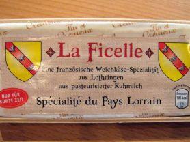 Weichkäse Franz. La Ficelle 60 % | Hochgeladen von: Shania