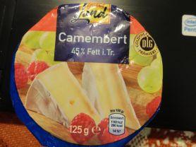 Camenbert 45% Fett i Tr. | Hochgeladen von: reg.