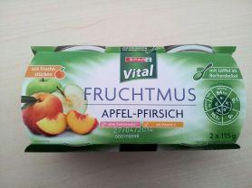 Fruchtmus - Apfel-Pfirsich | Hochgeladen von: Sonja1966