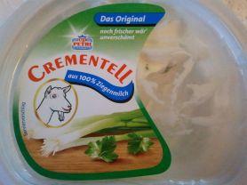 Crementell aus 100 % Ziegenmilch | Hochgeladen von: huhn2