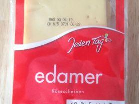 Edamer Käsescheiben 40% | Hochgeladen von: Kürbiselfe