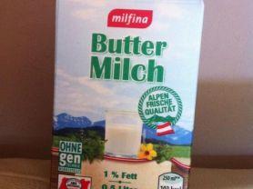Buttermilch 1% Fett | Hochgeladen von: Sandrusia