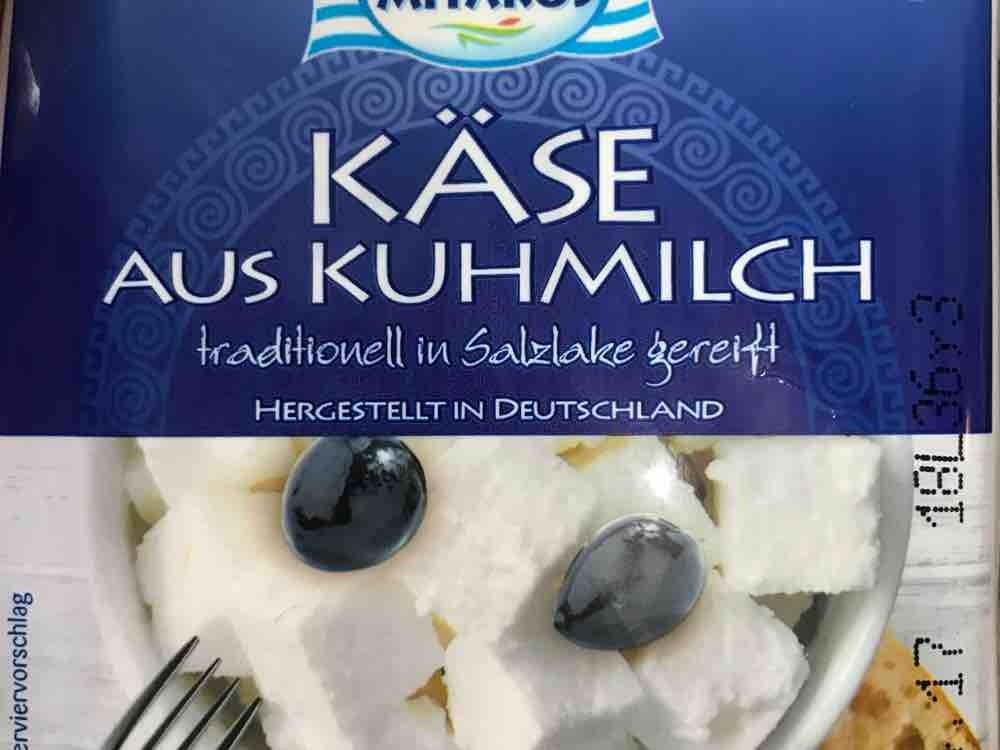 Käse aus Kuhmilch, traditionell in Salzlake gereift, 45% Fett i. von Em3rica | Hochgeladen von: Em3rica