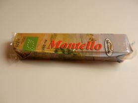 Montello Italienischer Bio-Hartkäse zum Reiben oder Knabbern | Hochgeladen von: maeuseturm
