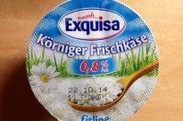 Körniger Frischkäse, Fitline 0,8% | Hochgeladen von: xmellixx