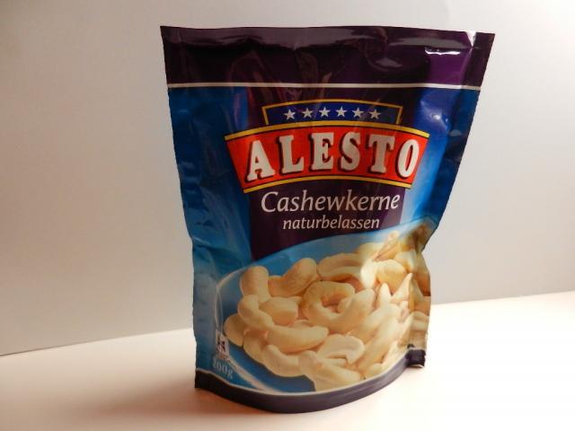 Cashewkerne von Alesto, naturbelassen | Hochgeladen von: maeuseturm
