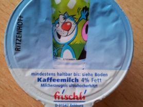Kaffeemilch 4% | Hochgeladen von: nana13