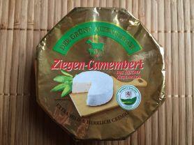 Ziegenkäsen-Camenbert (der Grüne Altenburger), Käse | Hochgeladen von: dizoe