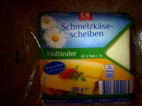 Holländer Schmelzkäsescheiben, Classic, Kaufland, Käse | Hochgeladen von: henry267