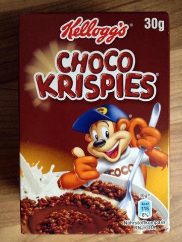 Kellog`s Choco Krispies 375 g