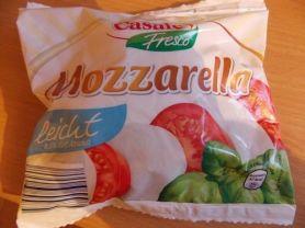 Aldi Mozzarella leicht | Hochgeladen von: Orixa