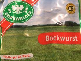 Bockwurst  | Hochgeladen von: mathiashellmich