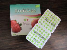 Fruchtdessert, Apfel-Erdbeere (Fruit Cups) | Hochgeladen von: PRoachW