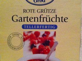 Rote Grütze, Gartenfrüchte | Hochgeladen von: puella
