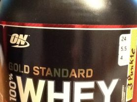 100% Whey, Strawberry Banana | Foto: hahi67