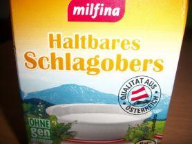 Milfina Haltbares Schlagobers | Hochgeladen von: öäöä
