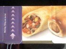 Gefüllter Wrap, Mexican Chicken | Hochgeladen von: huhn2