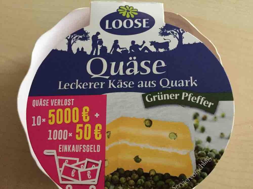 Quäse Grüner Pfeffer von Streui | Hochgeladen von: Streui
