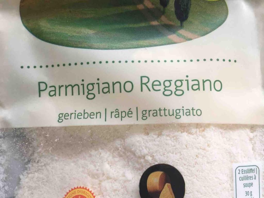 Bio Parmigiano Reggiano gerieben von Jorge123 | Hochgeladen von: Jorge123