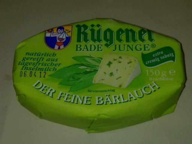 """Rügener Badejunge """"Der Feine Bärlauch"""""""