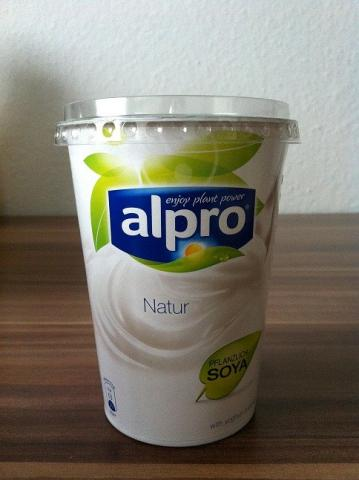 Soya Joghurt, Natur | Hochgeladen von: Annipuh