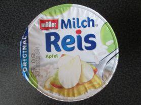 Milchreis, Apfel | Hochgeladen von: CaroHayd