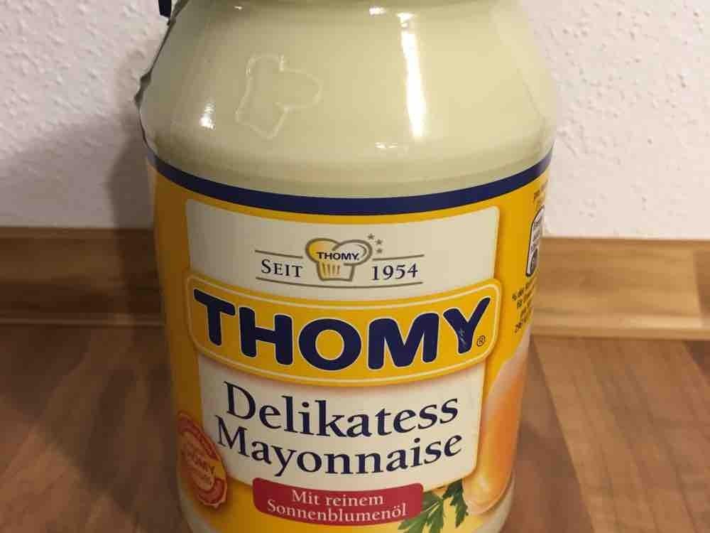 Kalorien in Mayonnaise
