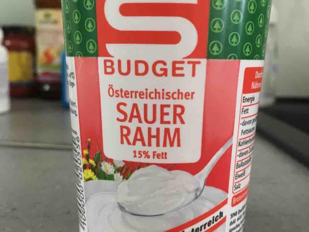 Sauerrahm 15% Fett von Mucki2351 | Hochgeladen von: Mucki2351