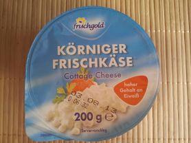 Körniger Frischkäse, Frischgold, Cottage Cheese | Hochgeladen von: Ramona76