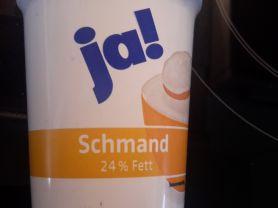 Schmand 24% Fett | Hochgeladen von: subtrahine