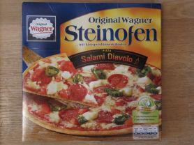 Pizza diavolo kalorien