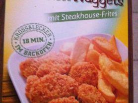 Chicken Nuggets mit steakhouse-frites | Hochgeladen von: krawalla1