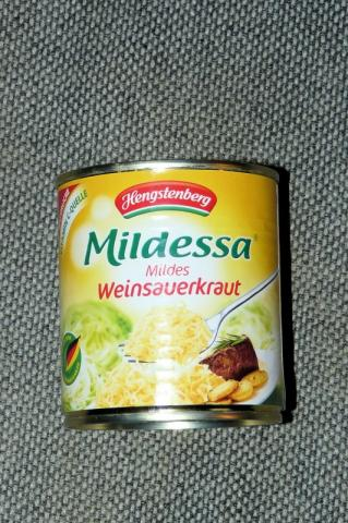 Hengstenberg Mildessa 314 ml