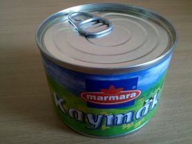 Kaymak, Milchprodukt aus Kuhmilch    Hochgeladen von: julebiest