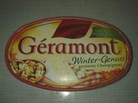 Winter-Genuss geröstete Champignons | Hochgeladen von: Goofy83
