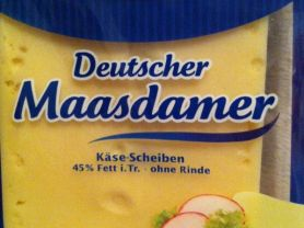 Maasdamer (Aldi) | Hochgeladen von: puella