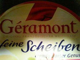 Géramont, leichte scheiben mit joghurt | Hochgeladen von: huhn2