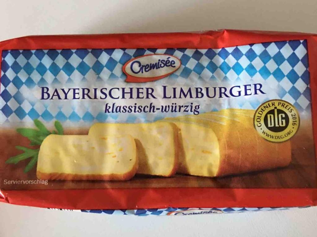 Bayrischer Limburger , klassisch-würzig von mcbru | Hochgeladen von: mcbru