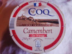 COQ de France Camembert, Der Würzige | Hochgeladen von: Holzwurm