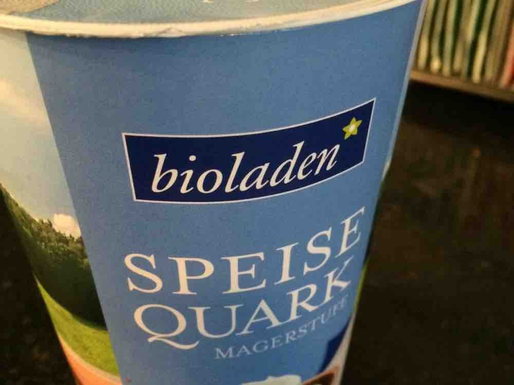 Bioladen Speisequark, Magerstufe von enilorac | Hochgeladen von: enilorac