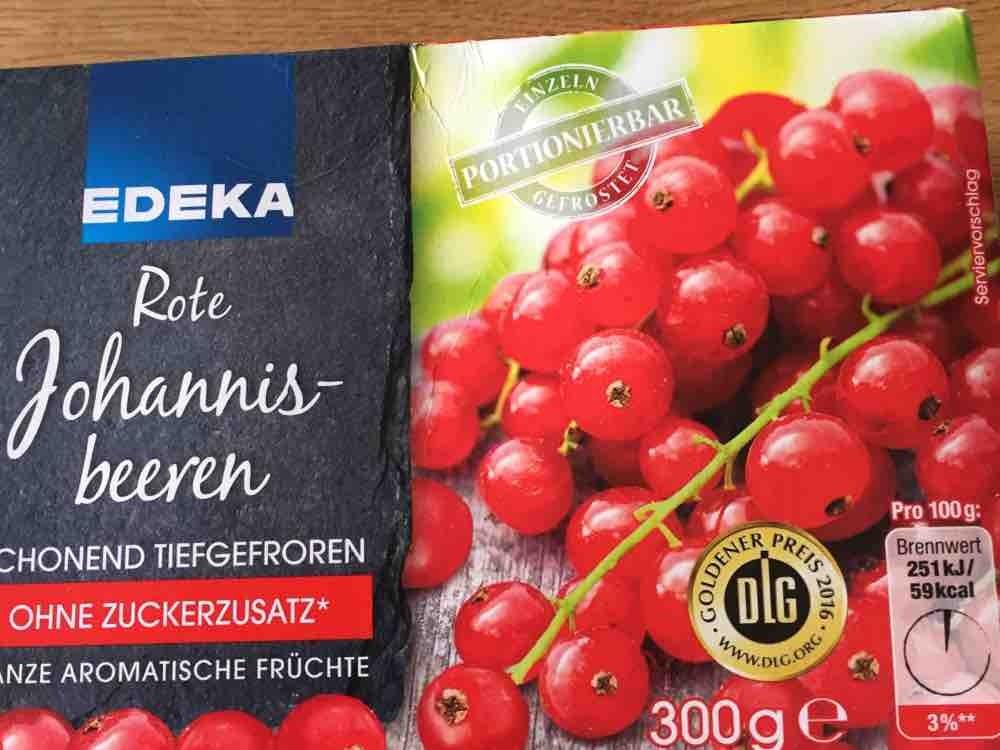 Rote Johannisbeeren von JezziKa | Hochgeladen von: JezziKa