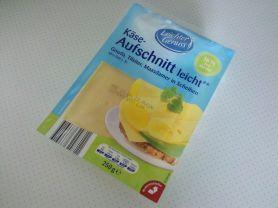 Leichter Genuss Käse Aufschnitt leicht, 16% Fett | Hochgeladen von: julebiest