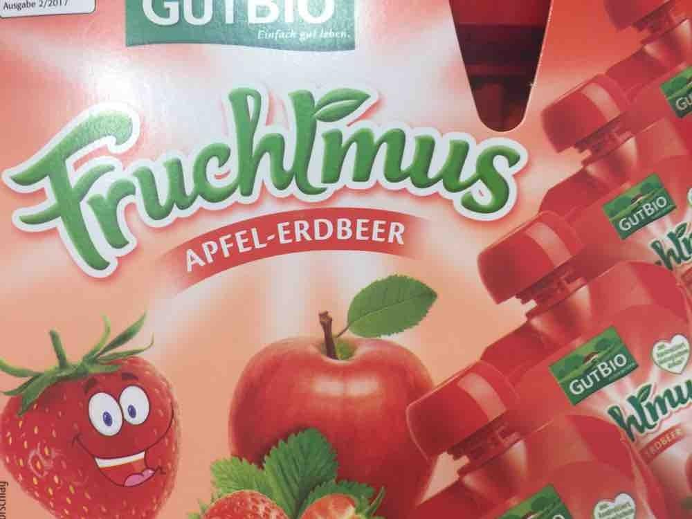 Fruchtmus, Apfel-Erdbeere von Gipsy89   Hochgeladen von: Gipsy89