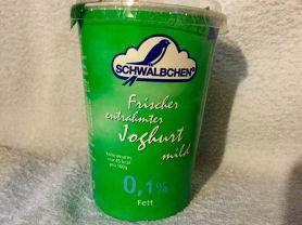 Frischer entrahmer Joghurt mild 0,1% (Schwälbchen) | Hochgeladen von: sternentheater
