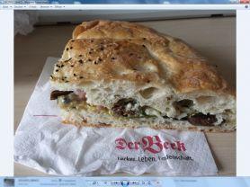 vegetarischer Fladen, der Beck | Hochgeladen von: Strabsy