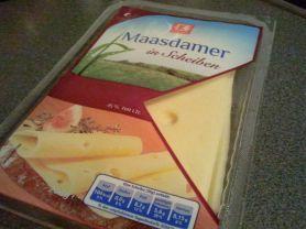 Maasdamer in Scheiben, 45% Fett i. Tr. | Hochgeladen von: huhn2
