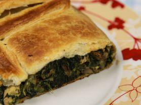 Champignon-Spinat-Strudel (vegan) | Hochgeladen von: julifisch